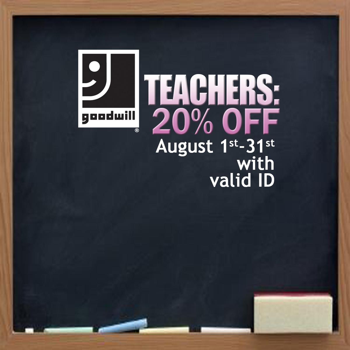 teacher discount_2016