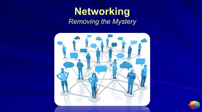 Networking: Removing the Mystery